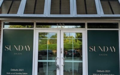 Sunday Salon Engages with Local Partners for Flagship Store Renovations